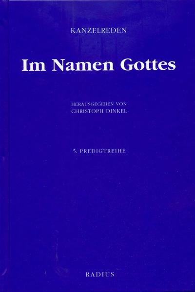 Im Namen Gottes 5 - Coverbild