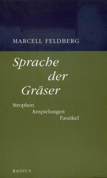 Sprache der Gräser - Coverbild