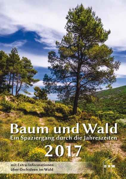 Baum und Wald 2017 - Coverbild