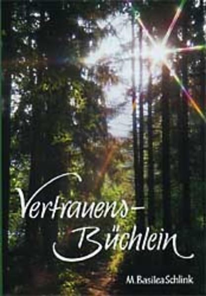 Vertrauensbüchlein - Coverbild