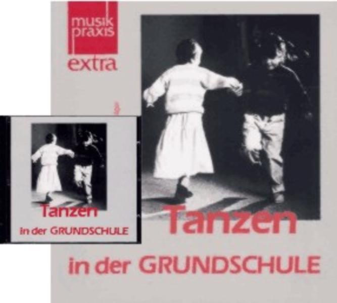 Tanzen in der Grundschule - Coverbild