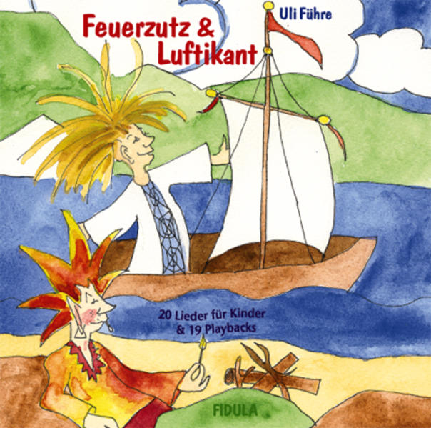 Feuerzutz & Luftikant - Coverbild