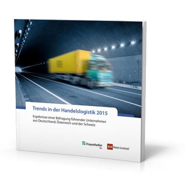 Trends in der Handelslogistik 2015 - Coverbild