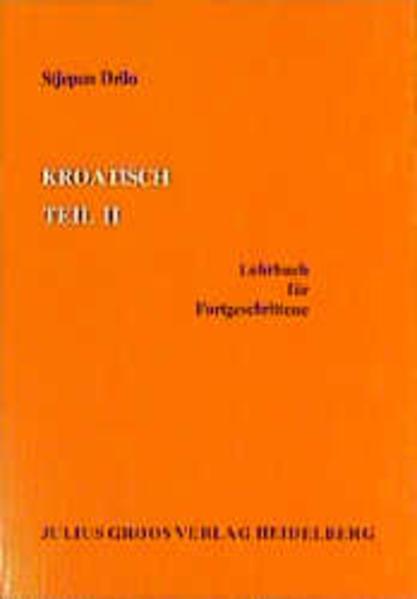 Kroatisch / Kroatisch II - Coverbild