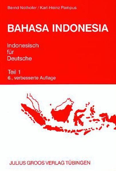 Bahasa Indonesia - Indonesisch für Deutsche - Coverbild