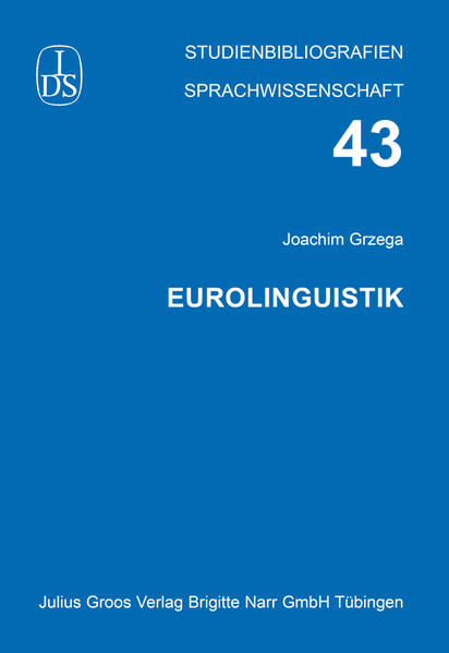 Eurolinguistik - Coverbild