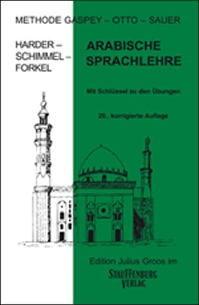 Arabische Sprachlehre - Coverbild