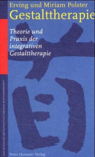 Gestalttherapie - Coverbild