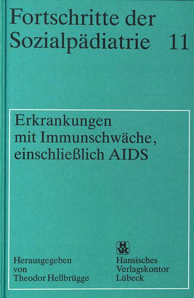 Erkrankungen mit Immunschwäche, einschliesslich AIDS - Coverbild