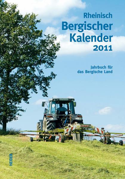 Rheinisch Bergischer Kalender 2011 - Coverbild