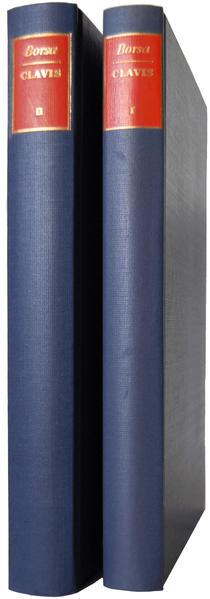 Clavis typographorum librariorumque Italiae - Coverbild