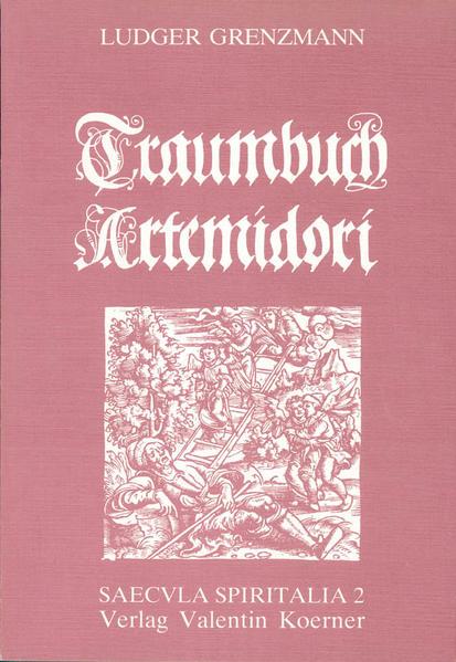 Traumbuch Artemidori - Coverbild