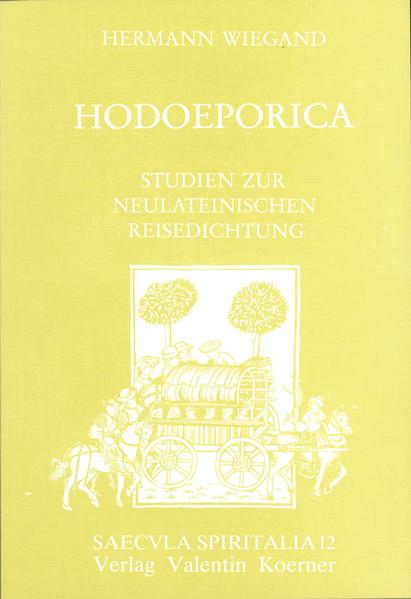 Hodoeporica - Coverbild