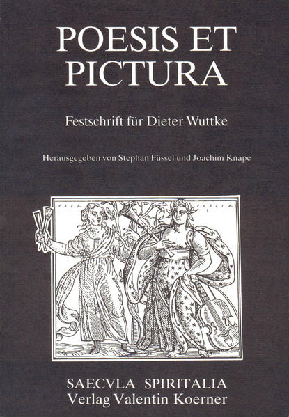Poesis & Pictura - Coverbild