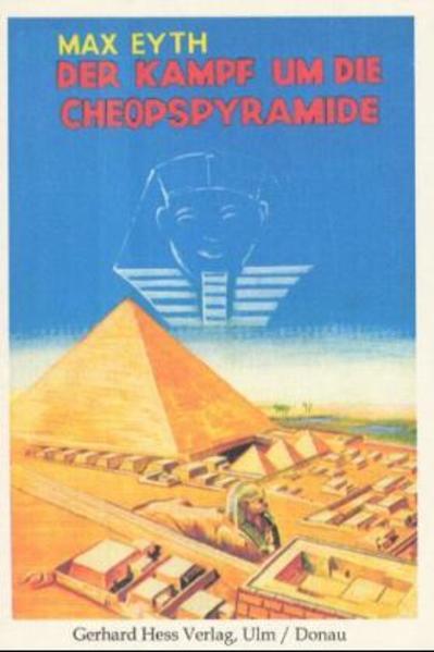 Der Kampf um die Cheopspyramide - Coverbild