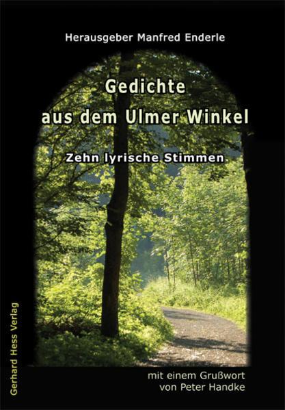 Gedichte aus dem Ulmer Winkel - Coverbild