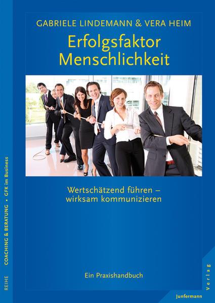 Erfolgsfaktor Menschlichkeit - Coverbild