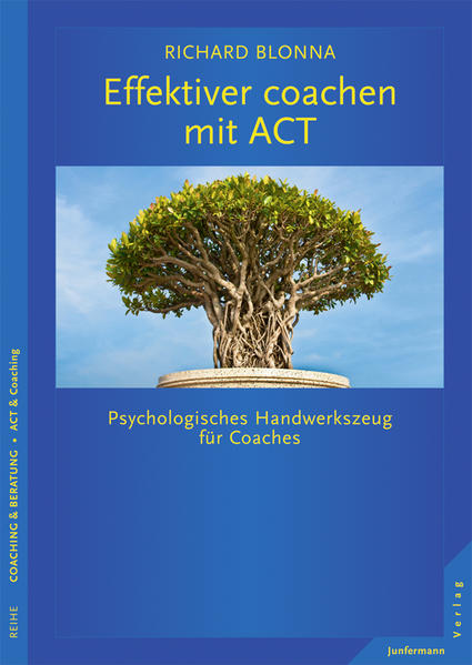 Effektiver coachen mit ACT - Coverbild