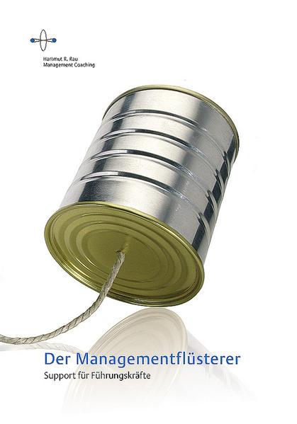 Der Managementflüsterer - Coverbild