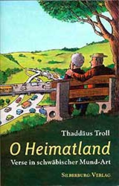 O Heimatland - Coverbild