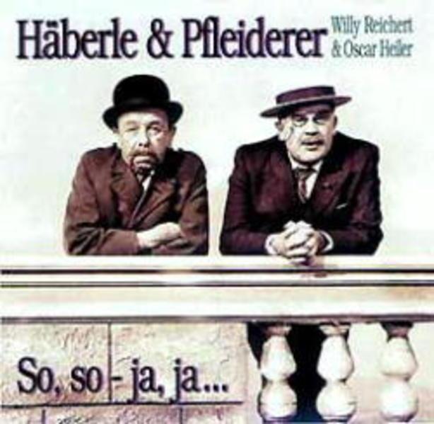 Häberle & Pfleiderer - Coverbild