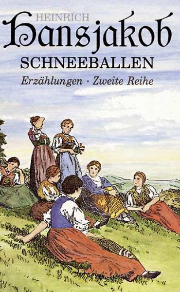 Schneeballen - Coverbild