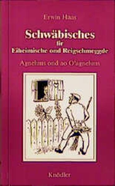 Schwäbisches fir Eiheimische ond Reigschmeggde - Coverbild