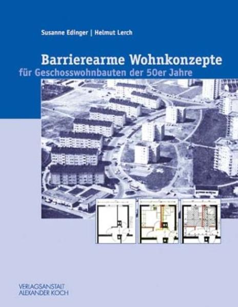 Barrierearme Wohnkonzepte - Coverbild