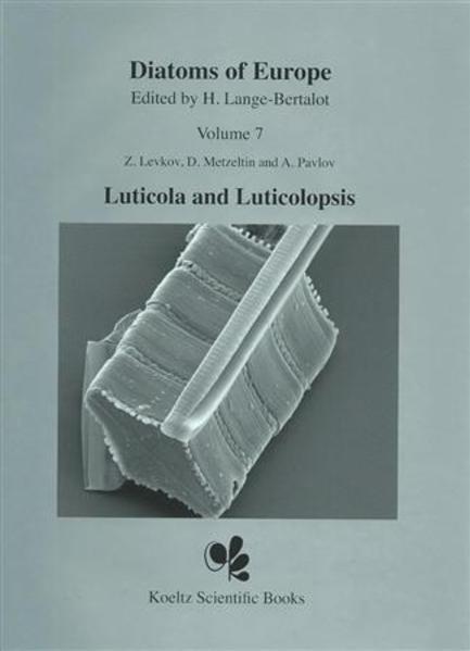 Luticola and Luticolopsis - Coverbild
