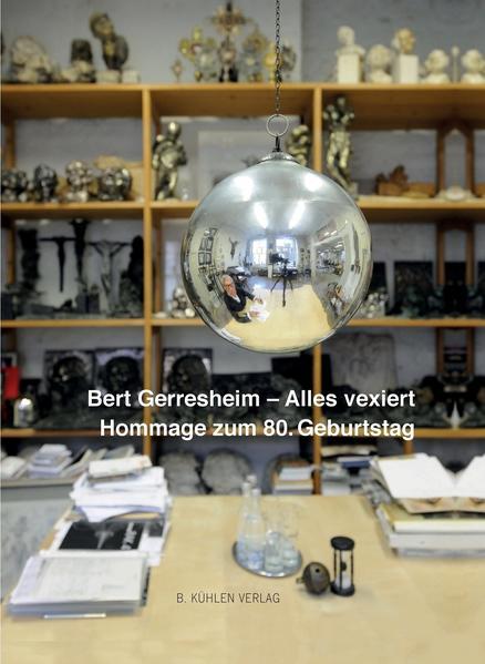 Bert Gerresheim - Alles vexiert - Coverbild