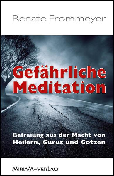 Gefährliche Meditation - Coverbild