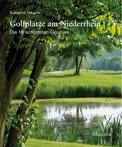 Golfplätze am Niederrhein - Coverbild