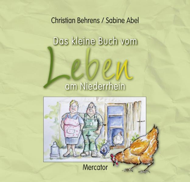 Das kleine Buch vom Leben am Niederrhein - Coverbild