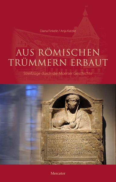 Aus römischen Trümmern erbaut - Coverbild