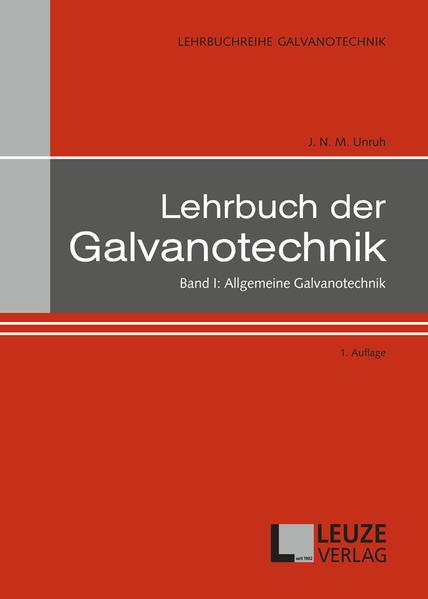 Ebooks Lehrbuch der Galvanotechnik Epub Herunterladen