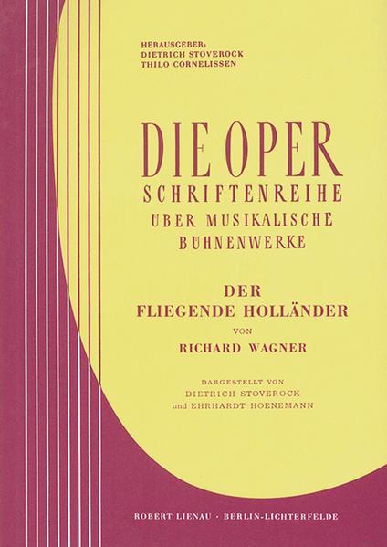Richard Wagner, Der fliegende Holländer - Coverbild