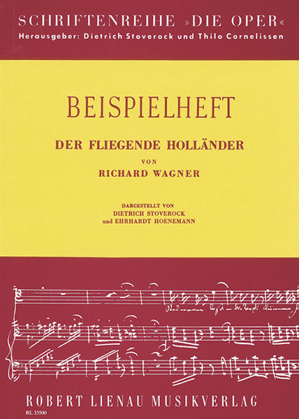 Richard Wagner, Der fliegende Holländer - Coverbild