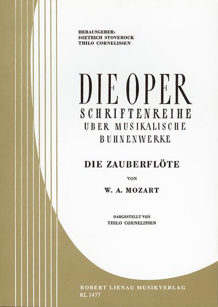 W. A. Mozart, Die Zauberflöte - Coverbild