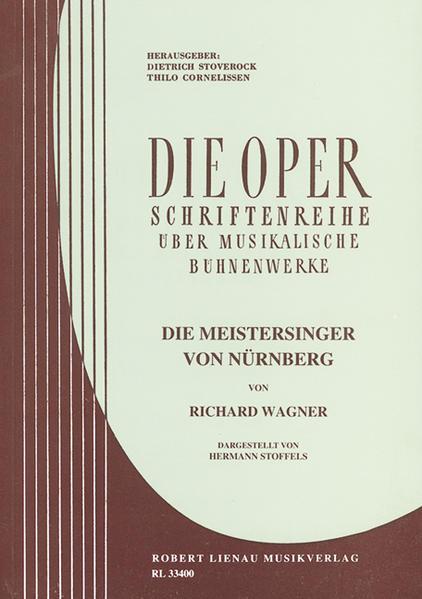 Richard Wagner, Die Meistersinger von Nürnberg - Coverbild