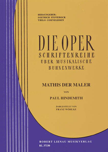 Paul Hindemith, Mathis der Maler - Coverbild