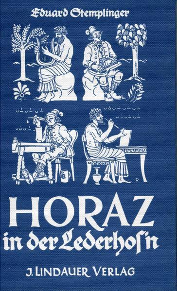 Kostenloses PDF-Buch Horaz in der Lederhos'n