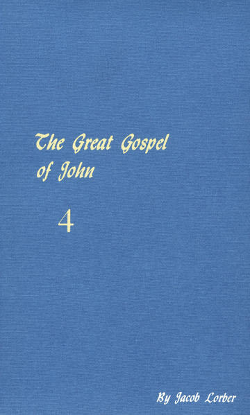 The great gospel of John (condensed version). Received through the inner word / The great gospel of John (condensed version). Received through the inner word - Coverbild