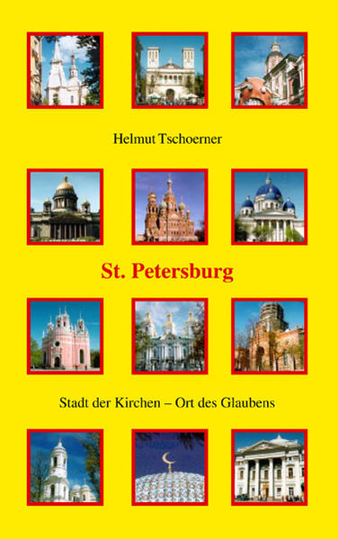 St. Petersburg - Coverbild