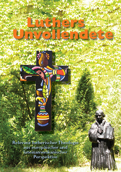 Luthers Unvollendete - Coverbild