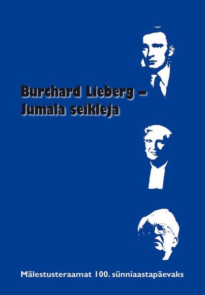 Burchard Lieberg – Jumala seikleja - Coverbild