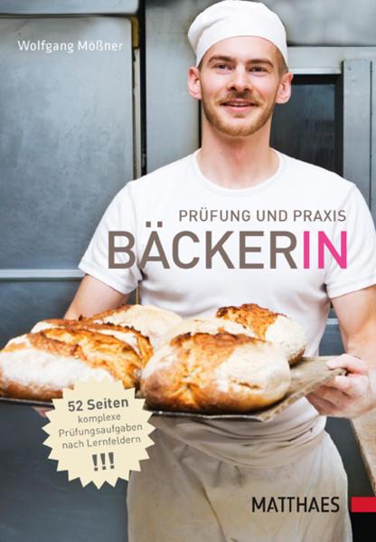Prüfung und Praxis Bäcker/-in - Coverbild
