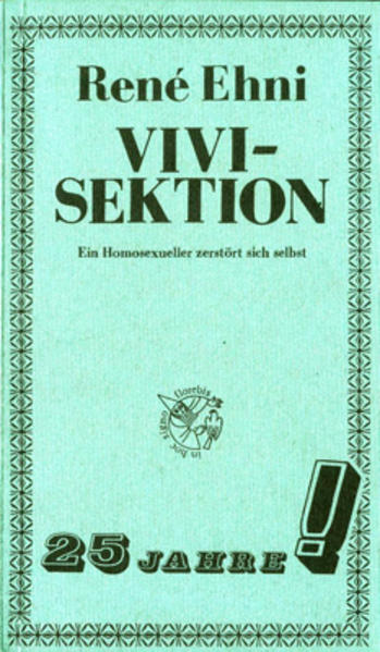 Vivisektion - Coverbild