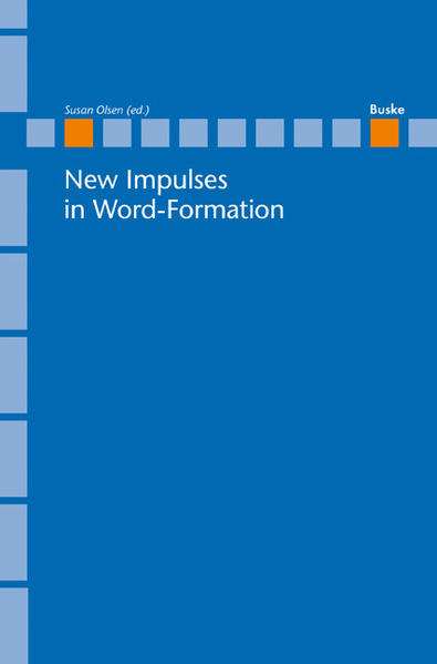 New Impulses in Word-Formation - Coverbild