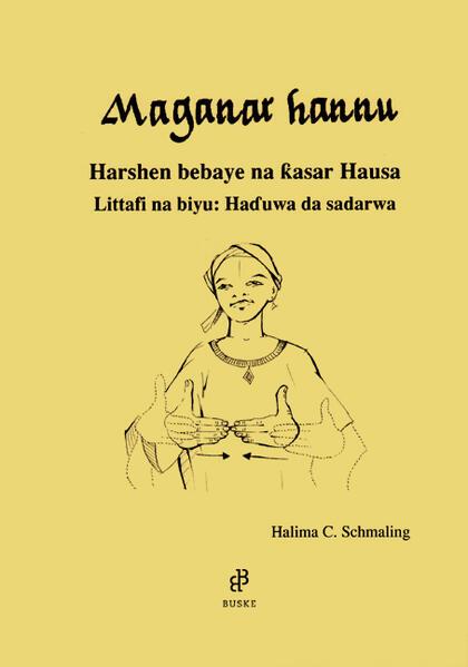 Hausa Gebärdensprache - Maganar hannu Heft 2 - Coverbild