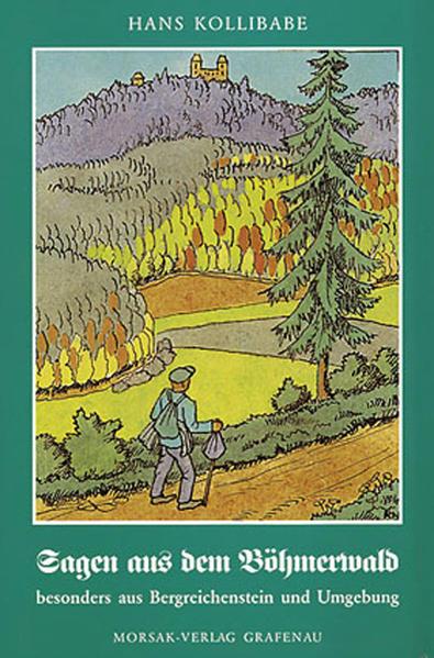 Sagen aus dem Böhmerwald - Coverbild